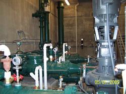 Coatings on industrial equipment