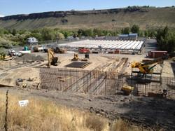 Preparing Building Foundation
