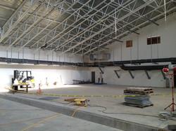 Niagara Fish Hatchery Construction