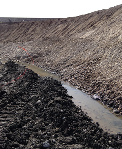 20' Excavation & 4' to Static Water