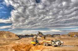 Meridian Liquid Stream Excavation