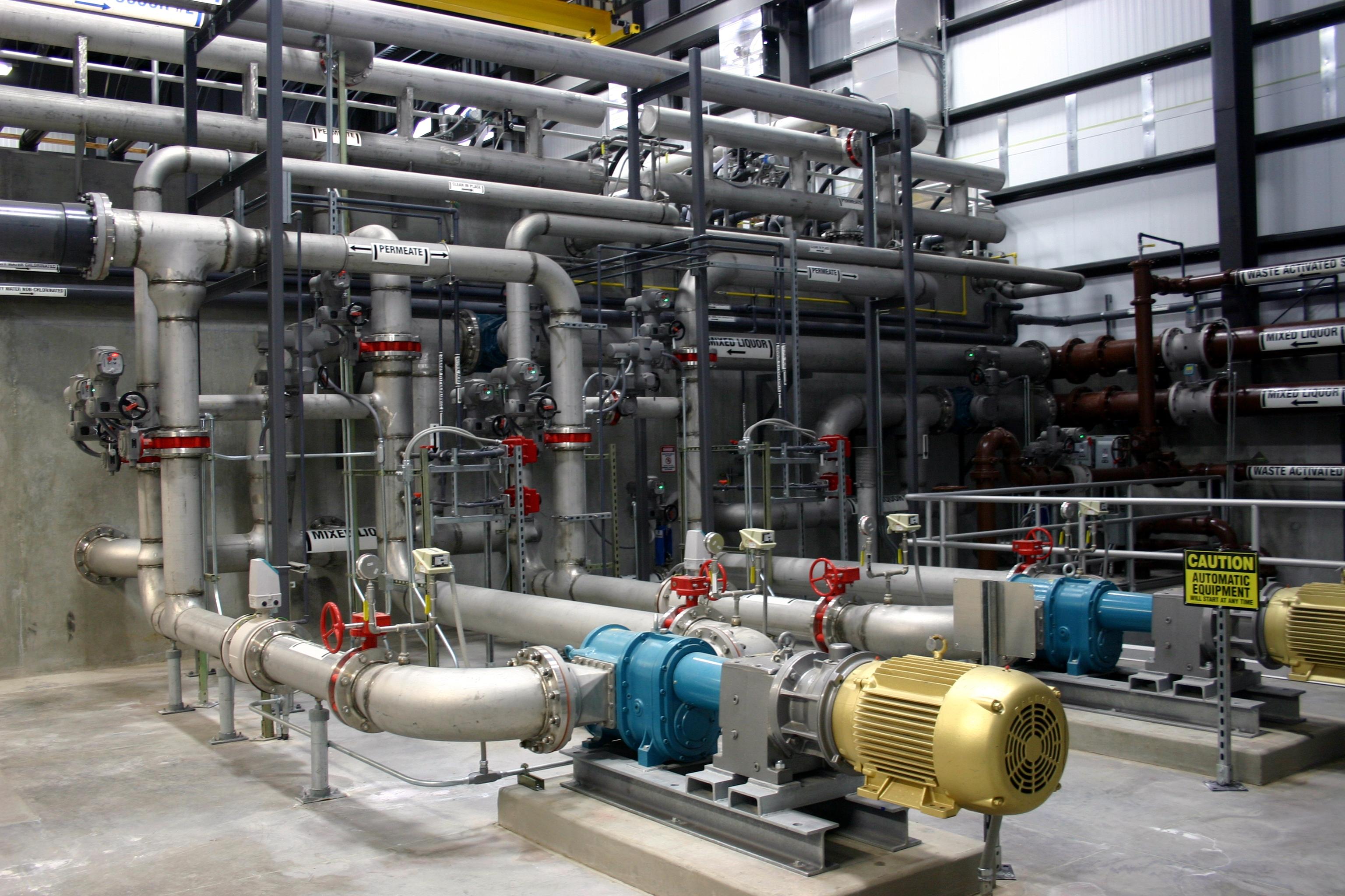 Kuna Wastewater Treatment Plant