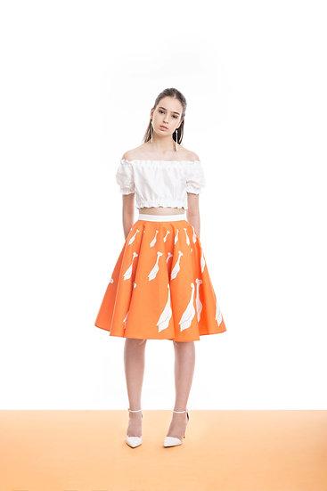 Quack full skirt