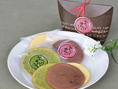 チョコのソフトクッキー ちょこっとせんべい