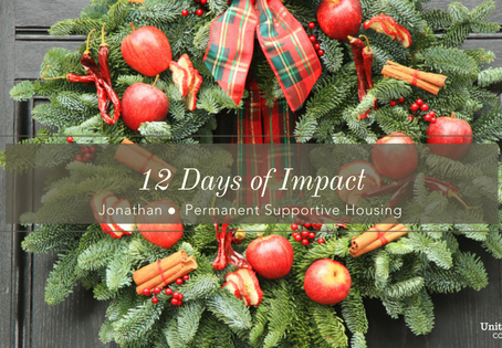 12 Days of Impact- Jonathan