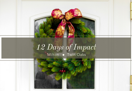 12 Days of Impact- Milton