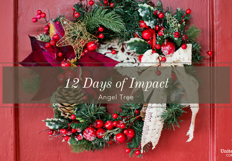 12 Days of Impact- Angel Tree