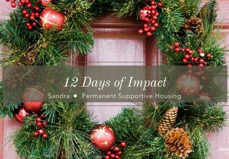 12 Days of Impact- Sand