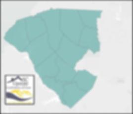 Service area Upstate SC