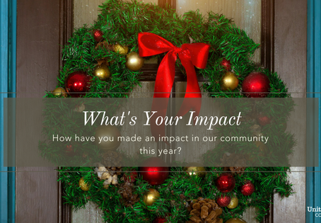12 Days of Impact- What's Your Impact?