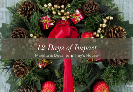 12 Days of Impact Markita and Devante