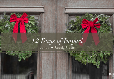 12 Days of Impact- Janet