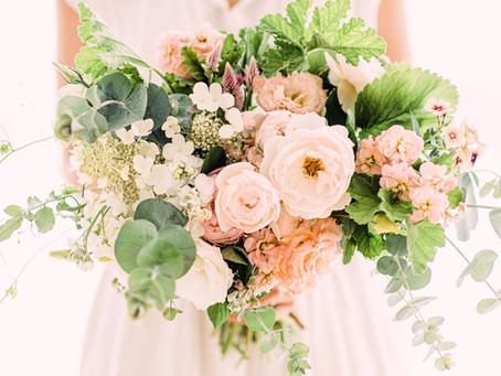 Les alternatives à la mousse florale pour un mariage écoresponsable