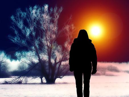 Los eventos astrológicos recientes y Aprender a Caer