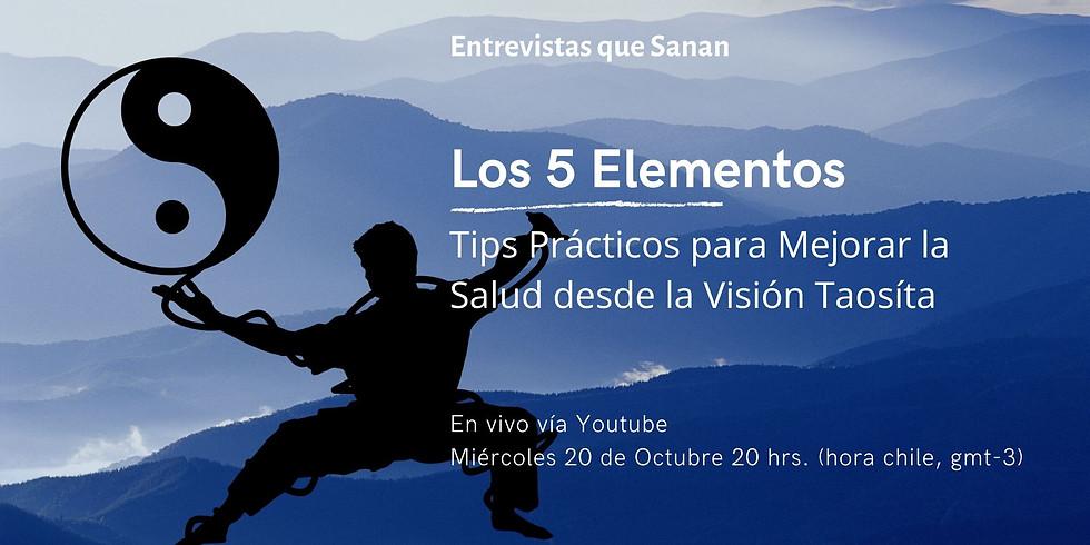 Los 5 Elementos: Tips Prácticos para Mejorar la Salud desde la Visión Taoista