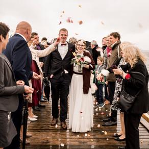 Hochzeit am Steinhuder Meer | Trauung auf dem Boot