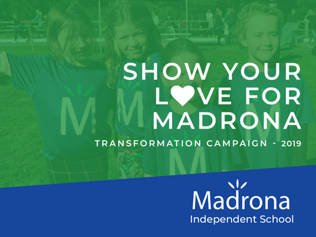 Show Your Love for Madrona