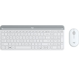 SLIM WIRELESS KEYBOARD AND MOUSE COMBO M