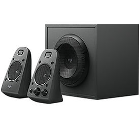 Z625 SPEAKER SYSTEM WITH SUBWOOFER AND O