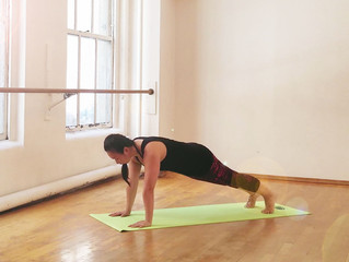 Sadly, Stretch'n Flow yoga classes will continue to be on hiatus this week. I will continue to keep