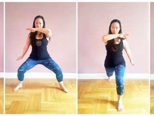 Introducing Ginga Flow in the Yoga Journal...
