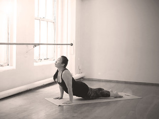 There will be no Stretch'n Flow yoga classes this week.