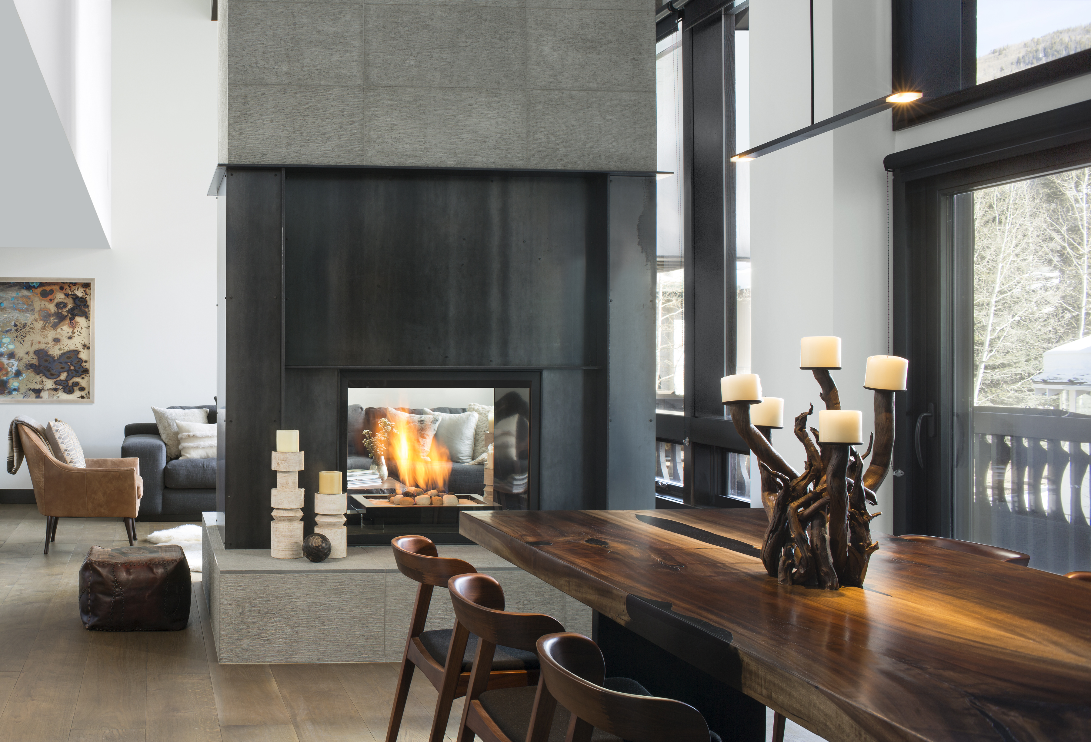 Modern Vail Remodel