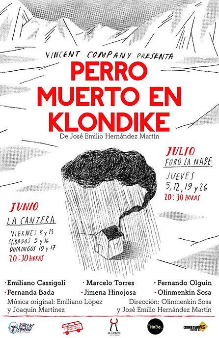 2018 Perro Muerto en Klondike (La Nabe).