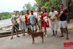 Projekt Apaoka in Brasilien