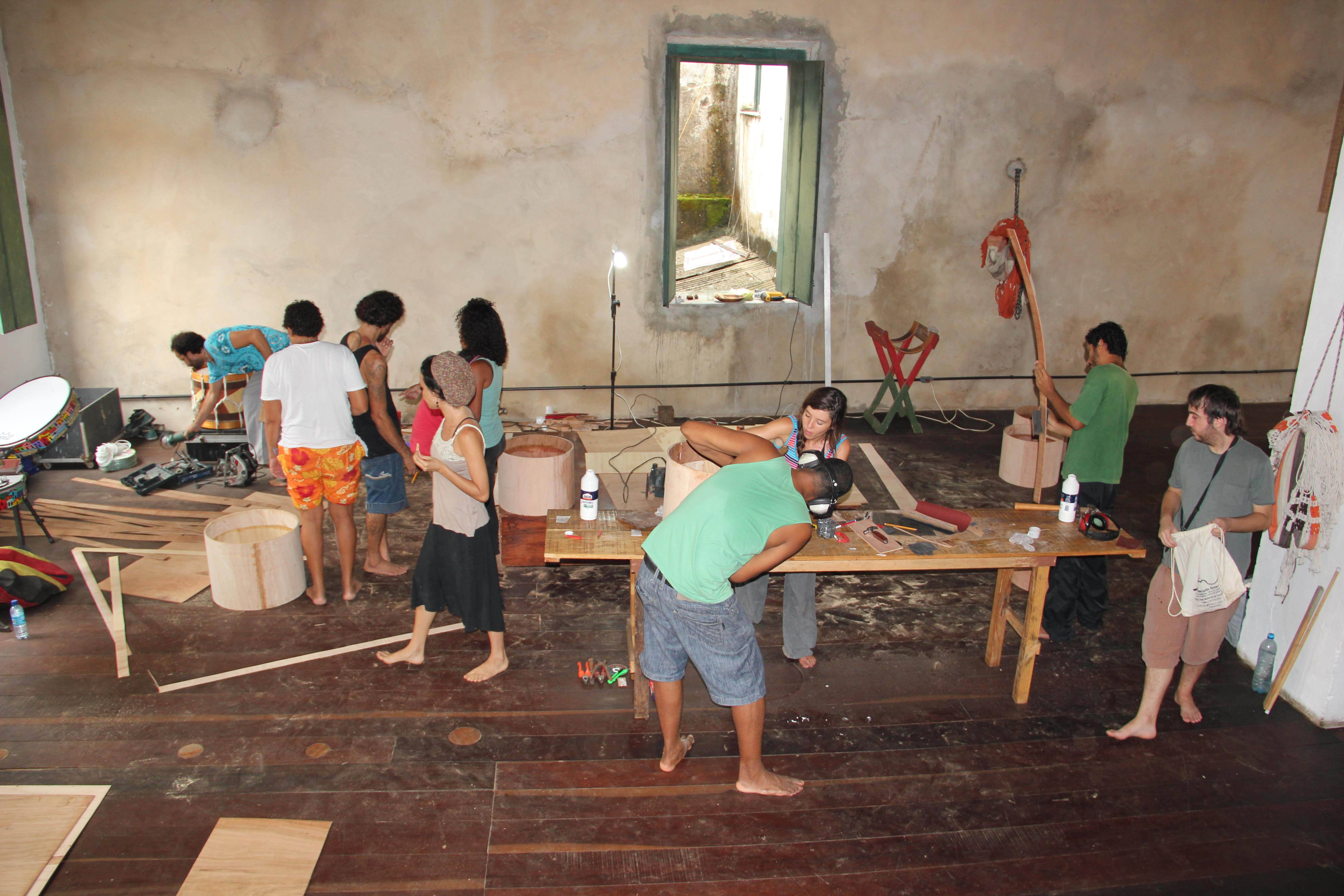 Apaoka in Brasilien