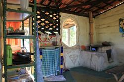 Küche auf Hof Apaoka