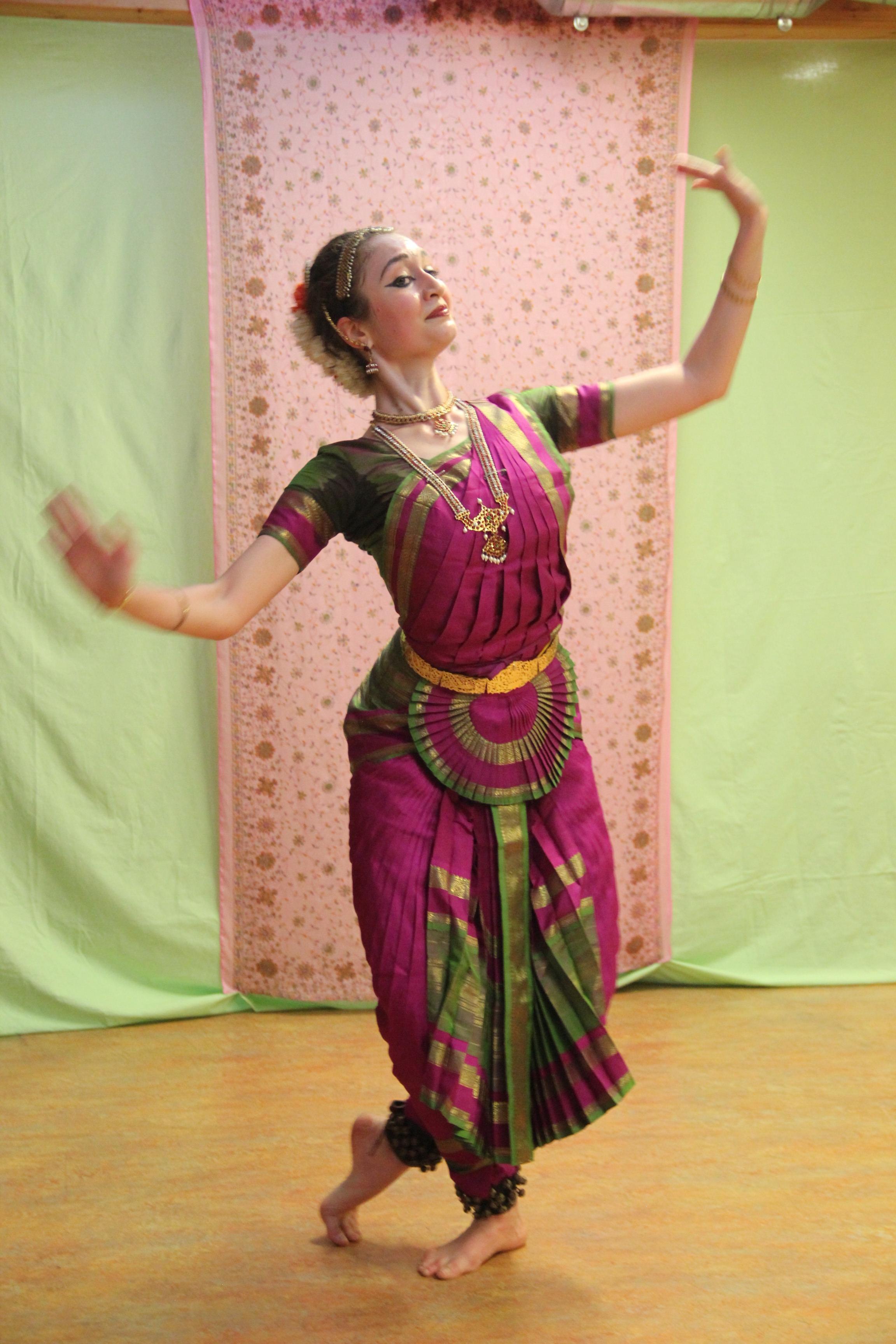 Tanzvorführungen