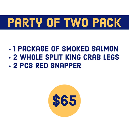 Party of Two Pack