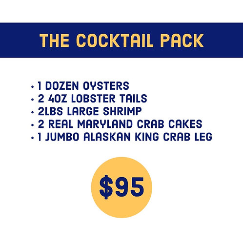 The Cocktail Pack