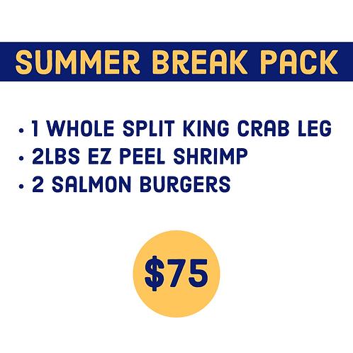 Summer Break Pack