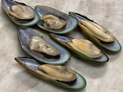 Frozen New Zealand Mussels