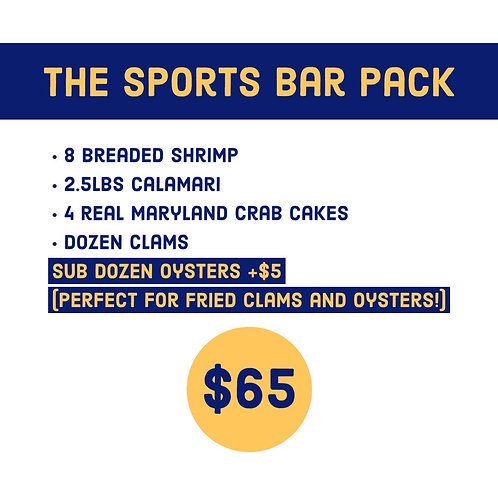 The Sports Bar Pack