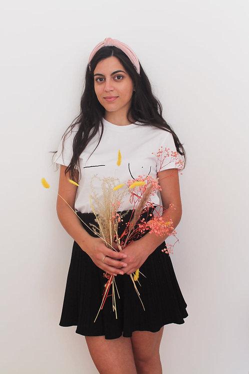 T-shirt Octobre Rose maxi
