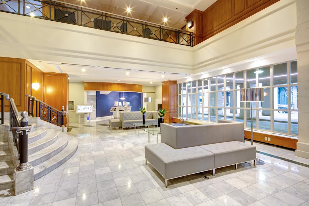 Hotel, Interior and Exterior