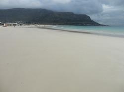 Fish Hoek Beach
