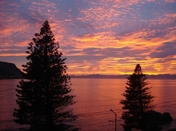 Beautiful Cape sky