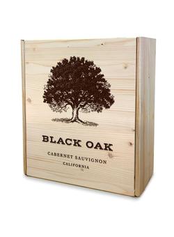 Black Oak Digitally Printed Box