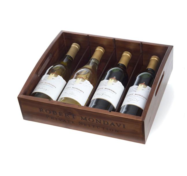 Rober Mondavi Wood Wine Box