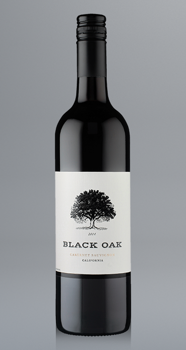 Black Oak Label Design