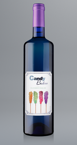 Candy Babee Label Design