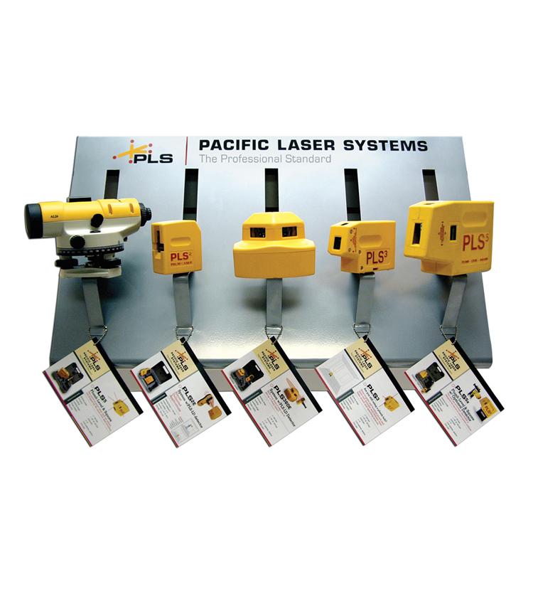 PLS Laser Level Display