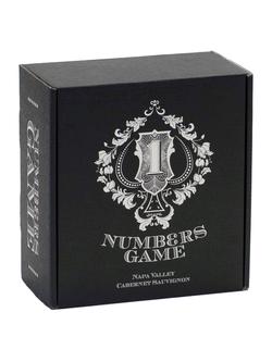 Numbers Game Packaging Box