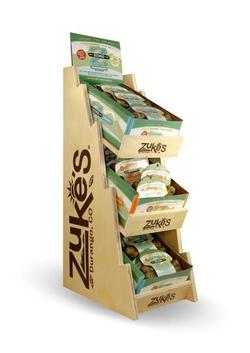 Zuke's Counter Display