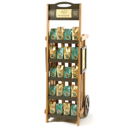 Coffee Cart Display