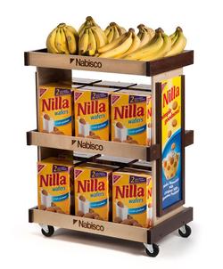 Nilla Wafer Display